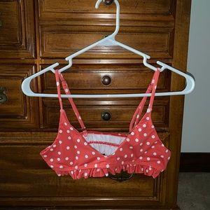 ROMWE bathing suit top